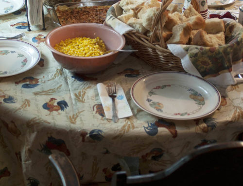 Surviving Thanksgiving:   Strategies for Managing Family at the Holidays